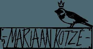 Mariaan Kotze Artist Logo