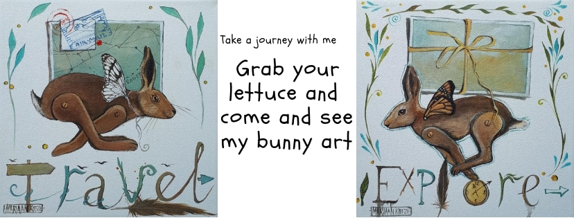 My Bunny Paintings