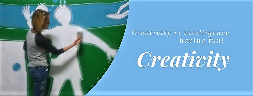 Creativity is intelligence having fun - Quote by Albert Einstein