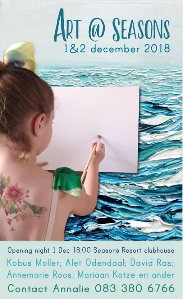 Art Exhibition @ Seasons Resort Clubhouse in Hartbeespoort Dam