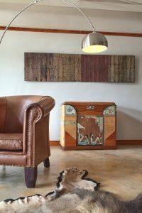 Art on furniture