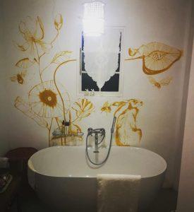 Wall art by Glendine