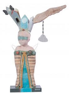 Whimsical Sculpture