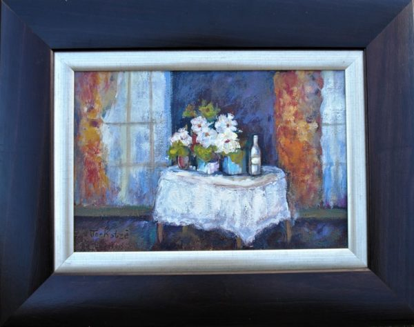 Still life by Joe Kotze R3300 30x45cm